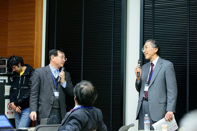 横浜国立大学大野かおる教授の発表